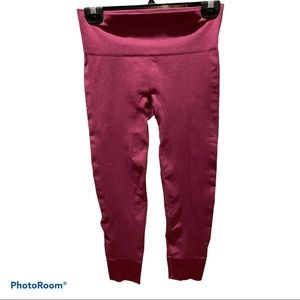 COPY - Lululemon Ebb To Street Pant Leggings Plum…